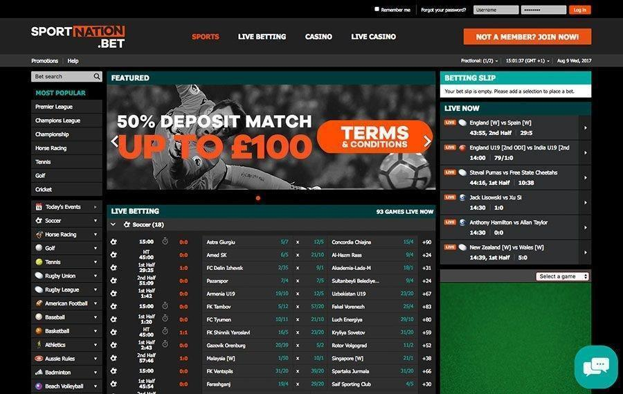 sport nation betting review